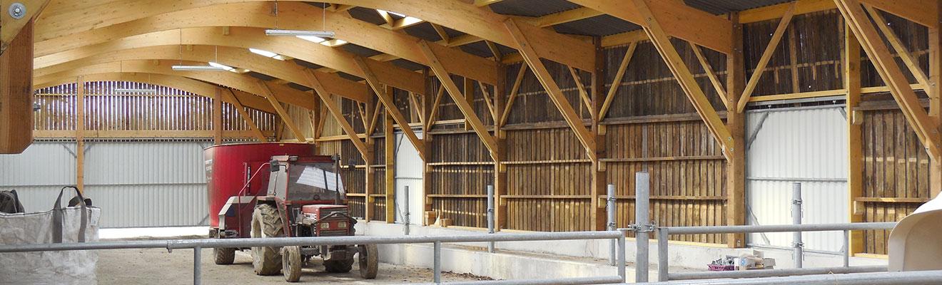 B timent industriel agricole sarl hervy - Constructeur de hangar agricole ...